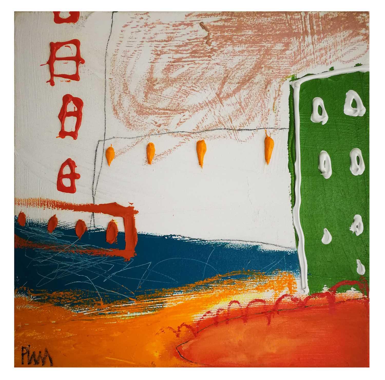 Lot 17 - Edgar Plans (Spanish 1977-), Untitled, 2008