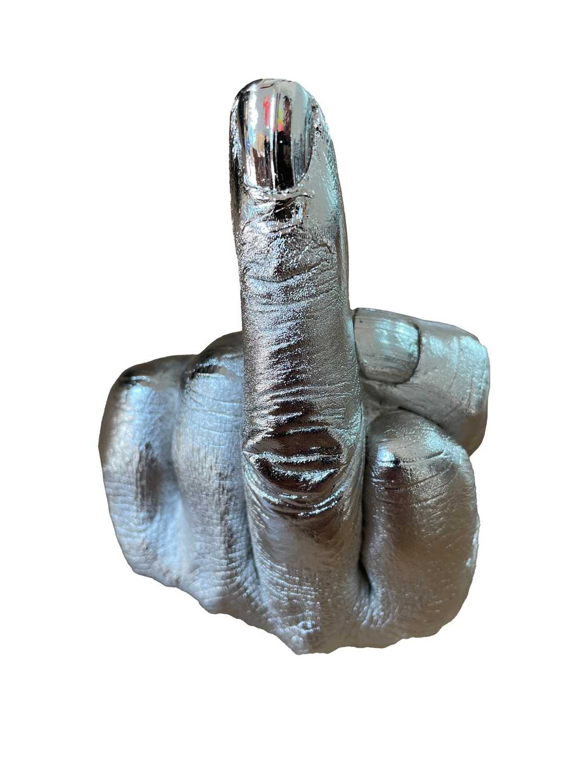 Lot 29 - Ai Weiwei (Chinese 1957-), Artist's Hand, 2017