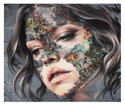 Lot 66 - Sandra Chevrier (Canadian 1983-), La Cage et la Dignité, 2016