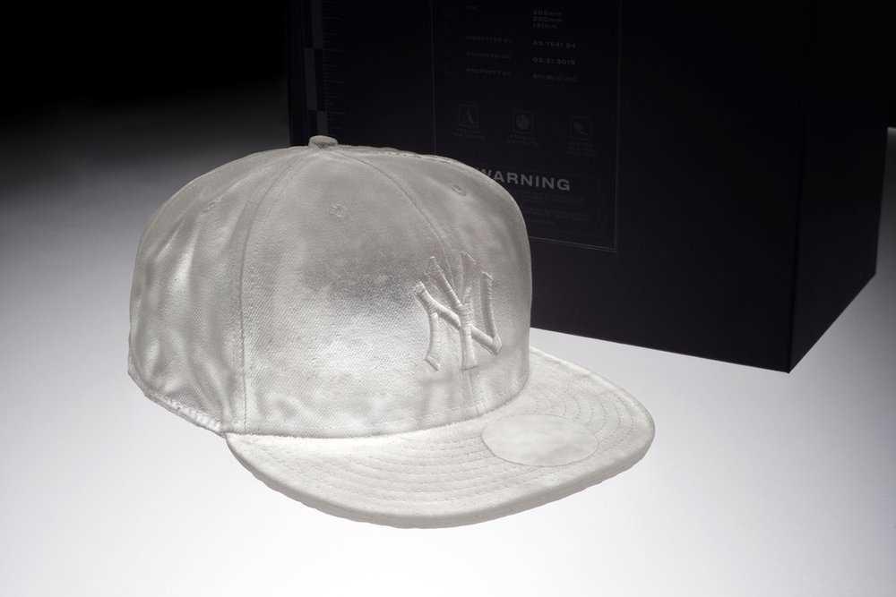 Lot 78 - Daniel Arsham (American 1980-), Crystal Relic 001 (Hat), 2019