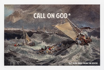 Lot 30 - Connor Brothers (British Duo), 'Call On God', 2021
