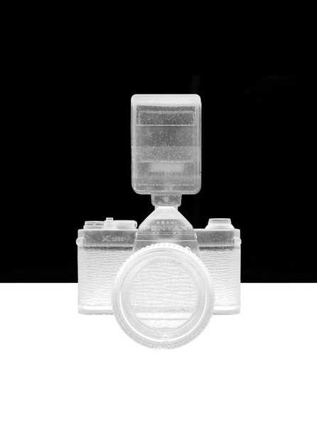 Lot 80 - Daniel Arsham (American 1980-), Crystal Relic 003: Crystal Camera, 2021