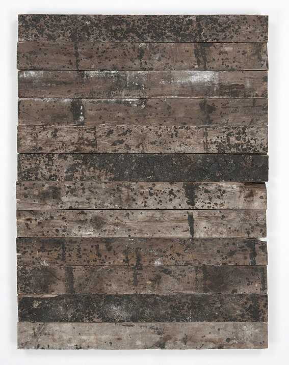 Lot 45 - Marianne Vitale (American 1973-), Tongue and Groove (2), 2010