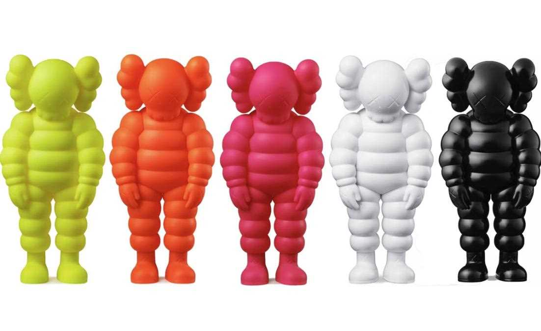 Lot 86 - Kaws (American 1974-), What Party (Set of Five), 2020