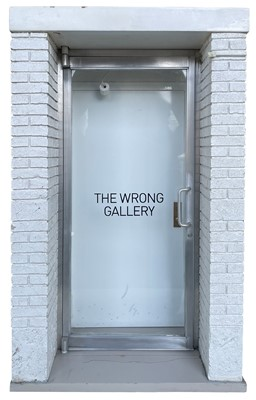 Lot 95 - Maurizio Cattelan (Italian 1960-), The 1:6 Scale Wrong Gallery, 2006