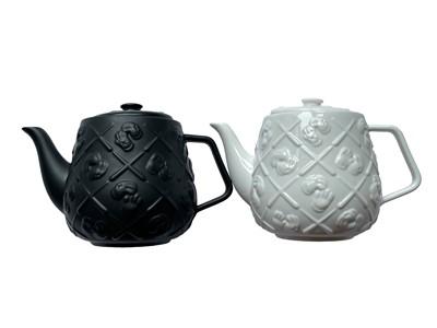 Lot 96 - Kaws (American 1974-), Teapot (Set of Two), 2020-2021