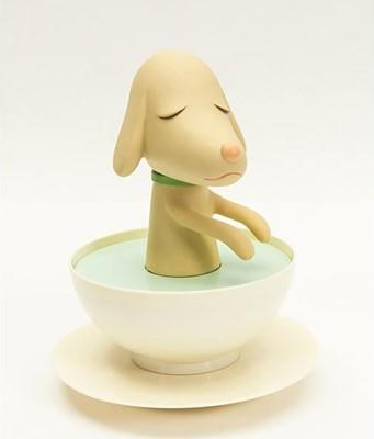 Lot 97 - Yoshitomo Nara (Japanese 1959-), PupCup, 2003