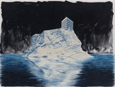 Lot 50 - Daniel Arsham (American 1980-), Iced Phoenix, 2004