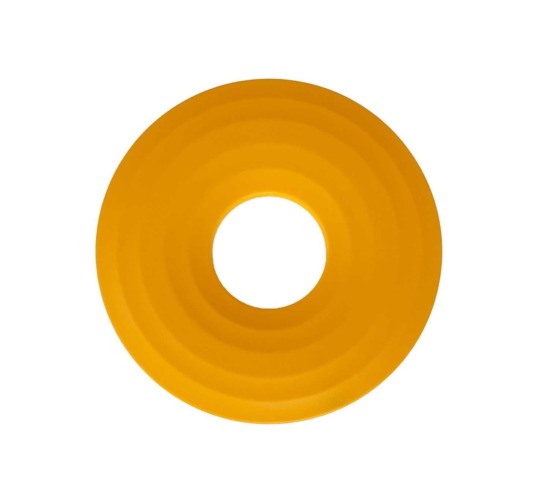 Lot 53 - Josh Sperling (American 1984-), Donut (Yellow), 2020
