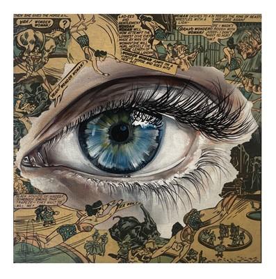 Lot 62 - Sandra Chevrier (Canadian 1983-), La Cages et les bêtes, 2016