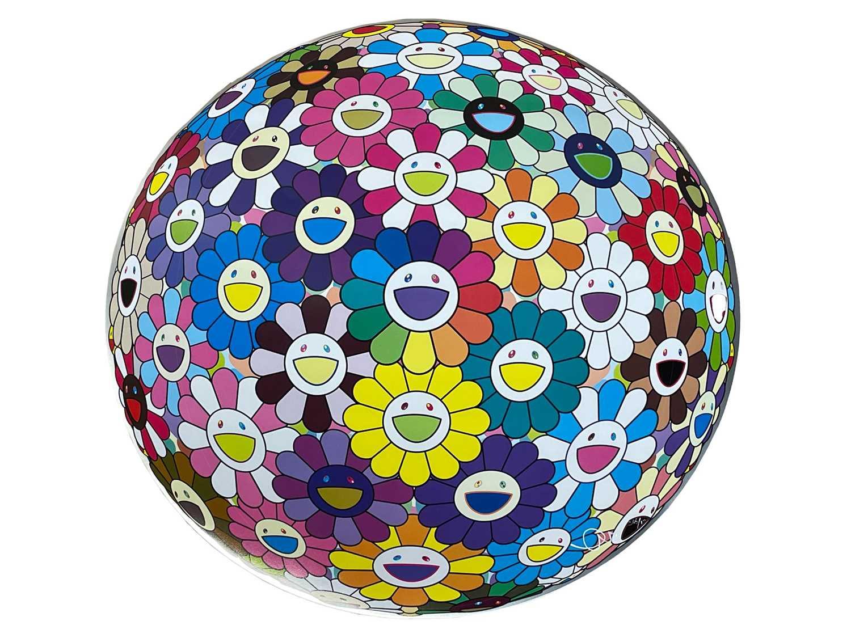 Lot 58 - Takashi Murakami (Japanese 1962-), Thoughts on Matisse, 2015