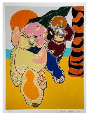 Lot 55 - Susumu Kamijo (Japanese 1975-), The Beach Lovers, 2020