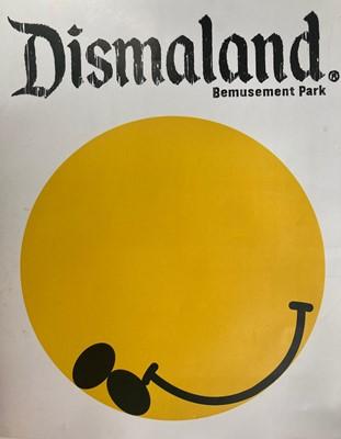 Lot 11 - Banksy (British 1974-), '20 Pieces of Mixed Ephemera from Dismaland'