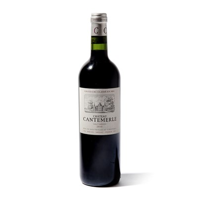 Lot 20-Chateau Cantemerle 2010
