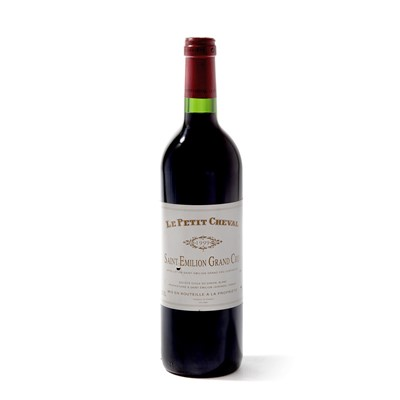 Lot 22-Le Petit Cheval 1999